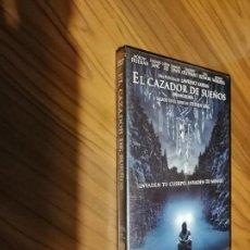 Cine: EL CAZADOR DE SUEÑOS. DREAMCATCHER. STEPHEN KING. DVD EN BUEN ESTADO. Lote 151549674
