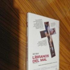 Cine: LIBRANOS DEL MAL. AMY BERG. DVD EN BUEN ESTADO. Lote 151550618