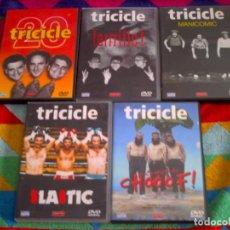 Cine: EL TRICICLE -- 5 DVD'S. Lote 151553462