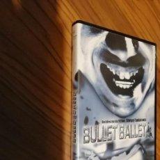 Cine: BULLET BALLET. SHINYA TSUKAMOTO. DVD EN BUEN ESTADO. Lote 151553478