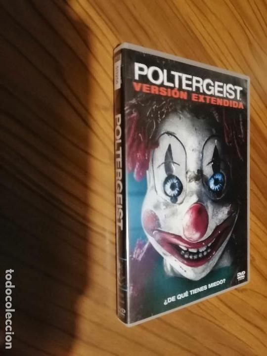 POLTERGEIST. VERSIÓN EXTENDIDA. DVD TERROR. BUEN ESTADO (Cine - Películas - DVD)