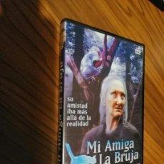 Cine: MI AMIGA LA BRUJA. BERND NEUBURGER. DVD EN BUEN ESTADO. TERROR. NUMERO ESCRITO EN EL DVD. Lote 151553690
