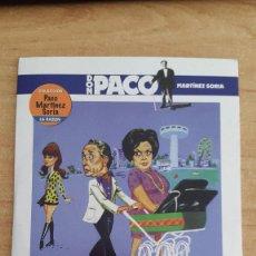 Cine: PELICULA DVD - EL PADRE DE LA CRIATURA - PACO MARTINEZ SORIA. Lote 178761911