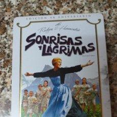 Cine: DVD SONRISAS Y LAGRIMAS EDICION 40 ANIVERSARIO . Lote 151641518