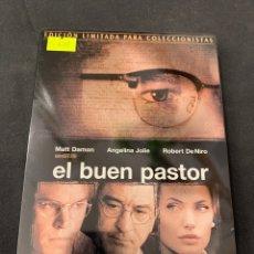 Cinéma: ( ST3 ) EL BUEN PASTOR EDICIÓN ESPECIAL STEELBOOK ( DVD SEGUNDA MANO ). Lote 151707074