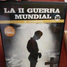 Cine: BJS.DVD.LA II GUERRA MUNDIAL.LOS DESVASTADORES RESULTADOS DE LA GUERRA.BRUMART TU CINE.. Lote 151707986