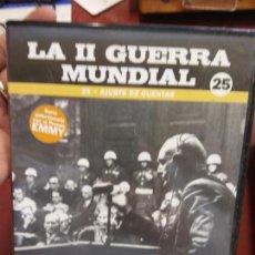 Cine: BJS.DVD.LA II GUERRA MUNDIAL.NACEN LAS NACIONES UNIDAS.BRUMART TU CINE.. Lote 151708150