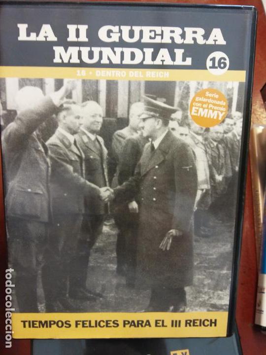 BJS.DVD.LA II GUERRA MUNDIAL.TIEMPOS FELICES PARA EL III REICH.BRUMART TU CINE. (Cine - Películas - DVD)