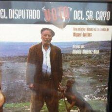Cine: BJS.DVD.EL DISPUTADO VOTO DEL SR. CAYO.BRUMART TU CINE.. Lote 151719742