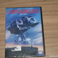 Cine: CORTOCIRCUITO DVD CORTO CIRCUITO NUEVA PRECINTADA. Lote 151720406