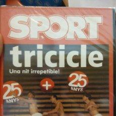 Cine: BJS.DVD.SPORT TRICICLE.BRUMART TU CINE.. Lote 151720462