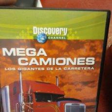 Cine: BJS.DVD.MEGA CAMIONES.BRUMART TU CINE.. Lote 151720686