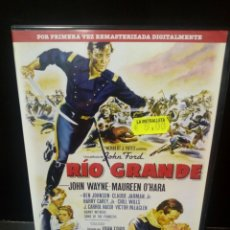 Cinema: RIO GRANDE DVD. Lote 151845277