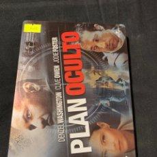 Cinéma: ( ST4 ) PLAN OCULTO EDICIÓN ESPECIAL STEELBOOK ( DVD SEGUNDA MANO ). Lote 151852806