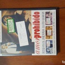 Cine: AMOR PROHIBIDO. DVD PRECINTADO CAJA 5. Lote 151859078