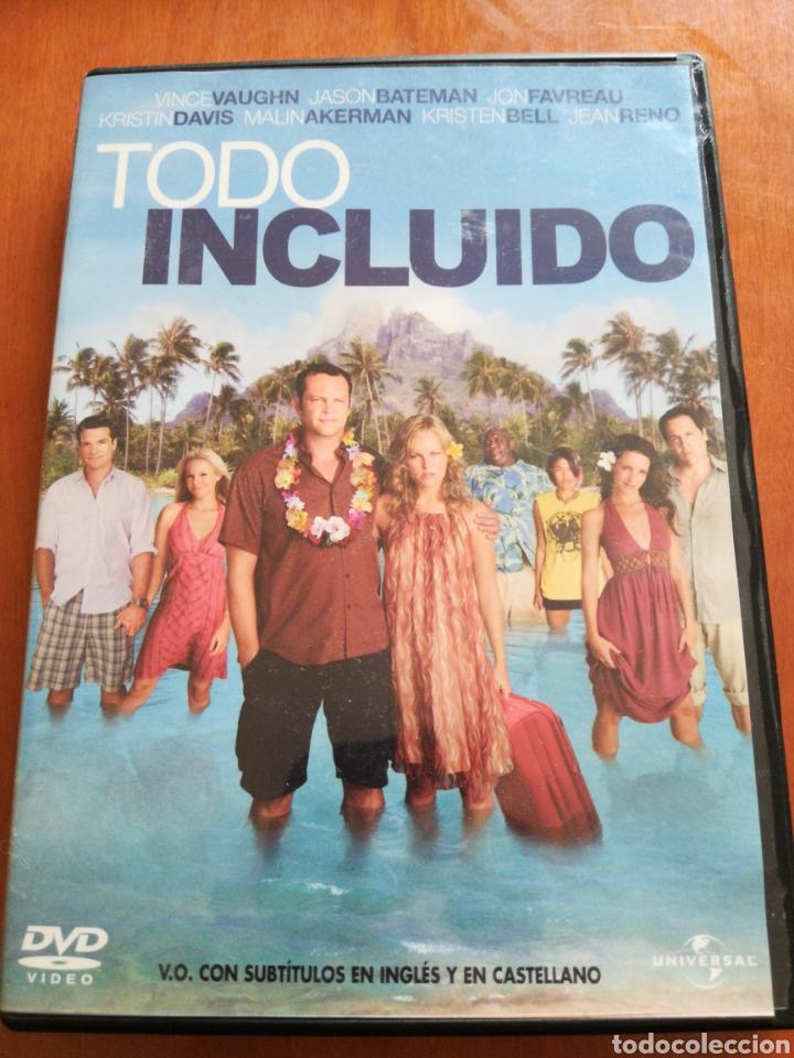 DVD SPEAK UP - TODO INCLUIDO (Cine - Películas - DVD)