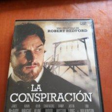Cine: DVD SPEAK UP - LA CONSPIRACIÓN. Lote 151952980