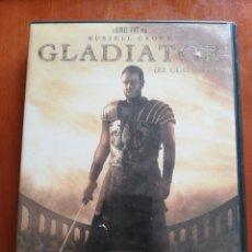 Cine: DVD - GLADIATOR. Lote 151954010