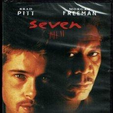 Cine: SEVEN (SE7EN). - DVD. DAVID FINCHER. USA. 1995. THRILLER.. Lote 151966020