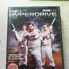 Cine: HYPERDRIVE, SERIE COMPLETA BBC CIENCIA FICCION 3 DVDS. Lote 151969250