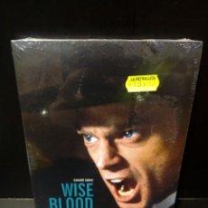 Cine: WISE BLOOD DVD FILMOTECA FNAC. Lote 152142844