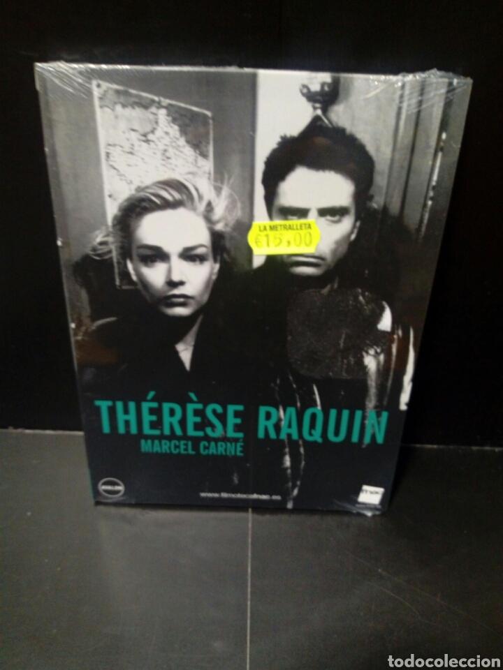 THERESE RAQUIN DVD FILMOTECA FNAC (Cine - Películas - DVD)