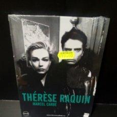 Cine: THERESE RAQUIN DVD FILMOTECA FNAC. Lote 152143965