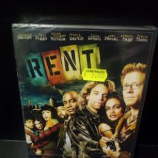 Cine: RENT DVD. Lote 180078302