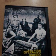 Cine: (S109) OPERACIÓN SWORD FISH - DVD SEGUNDAMANO. Lote 152234006