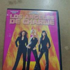 Cine: (S109) LOS ÁNGELES DE CHARLIE - DVD SEGUNDAMANO. Lote 152234030