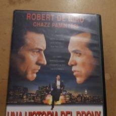 Cine: (S109) UNA HISTORIA DEL BRONX - DVD SEGUNDAMANO. Lote 152234126