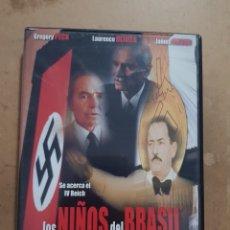 Cine: (S109) LOS NIÑOS DEL BRASIL - DVD SEGUNDAMANO. Lote 152234177