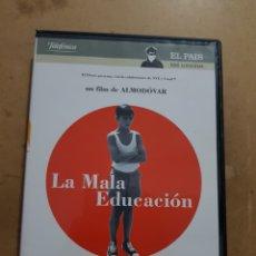 Cine: (S109) LA MALA EDUCACIÓN - DVD SEGUNDAMANO. Lote 152234181