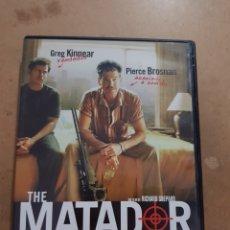 Cine: (S109) THE MATADOR - DVD SEGUNDAMANO. Lote 152234200