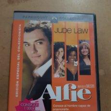 Cine: (S109) ALFIE - DVD SEGUNDAMANO. Lote 152234204