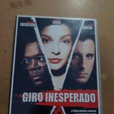 Cine: (S109) GIRO INESPERADO - DVD SEGUNDAMANO. Lote 152234265