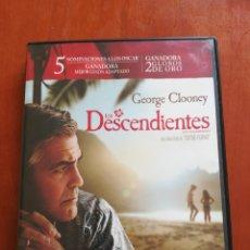 Cine: DVD SPEAK UP - LOS DESCENDIENTES. Lote 152259665