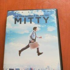 Cine: DVD SPEAK UP - LA VIDA SECRETA DE WALTER MITTY. Lote 152265181