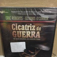 Cine: CICATRIZ DE GUERRA DVD -PRECINTADO -. Lote 152348078