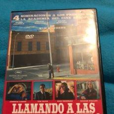 Cine: LLAMANDO A LAS PUERTAS DEL CIELO DVD DESCATALOGADO. Lote 152389578