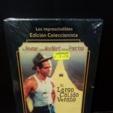 Cine: EL LARGO CÁLIDO VERANO DVD. Lote 152444345