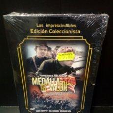 Cine: MEDALLA ROJA AL VALOR DVD. Lote 152445092