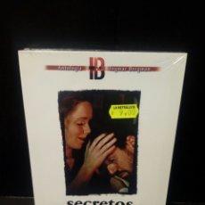 Cine: SECRETOS DE UN MATRIMONIO DVD. Lote 152445817