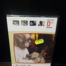 Cine: EL SIGLO DE JOAQUÍN RODRIGO DVD. Lote 152446242