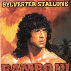 Cine: RAMBO III SYLVESTER STALLONE . Lote 152555298
