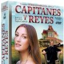 Cine: CAPITANES Y REYES (CAPTAINS AND THE KINGS) 1976 - SERIE COMPLETA NUEVA Y PRECINTADA DESCATALOGADA. Lote 152558178