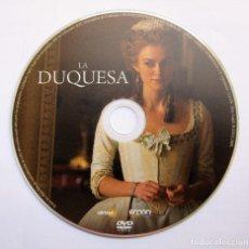 Cine: LA DUQUESA - SAUL DIBB - VENTA SÓLO DEL DVD PROCEDENTE DEL COMBO DE LA IMAGEN. Lote 152560226
