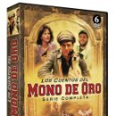Cine: LOS CUENTOS DEL MONO DE ORO SERIE COMPLETA DESCATALOGADA NUEVA Y PRECINTADA. Lote 152562070