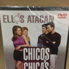 Cine: CHICOS Y CHICAS DVD -PRECINTADO -. Lote 152661457