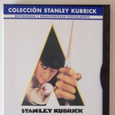 Cine: LA NARANJA MECÁNICA - A CLOCKWORK ORANGE - STANLEY KUBRICK - MALCOM MCDOWELL - WARNER. Lote 152736858
